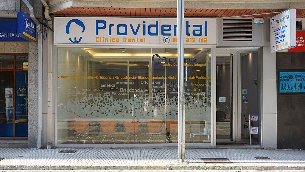 Fachada Clinica Dental Pontevedra